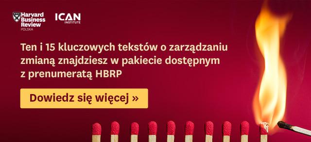 Zarządzanie zmianą HBRP
